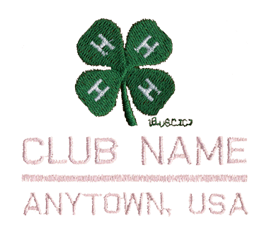 EB2757 Simple 4-H Shirt