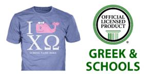 greek custom t-shirts