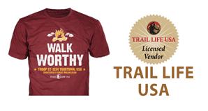 trail life custom gear