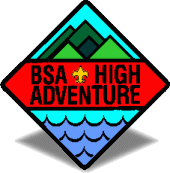 BSA high adventure logo