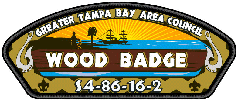 Greater Tampa Bay Area Council Wood Badge Store Classb