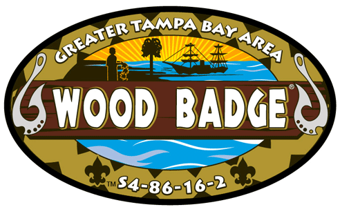 Greater tampa bay area council wood badge store classb for Bay area custom shirts