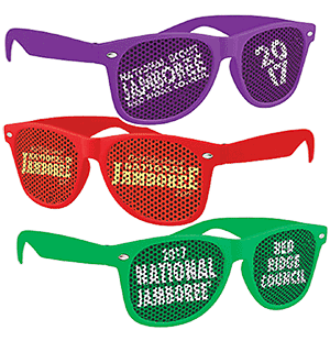Custom jamboree pinhole sunglasses from classB