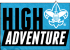boy scouts of america high adventure logo