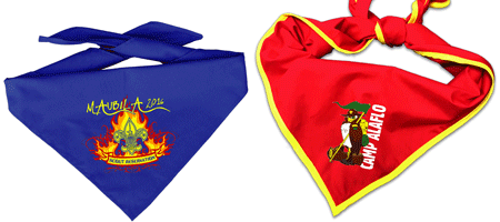custom decorated neckerchiefs for bsa councils