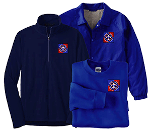 NYLT jackets and fleece