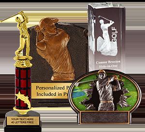 golf tournament awards