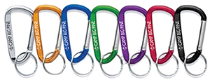 carabiners for boy scout camps