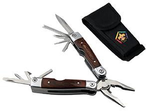 wood badge tools and knives