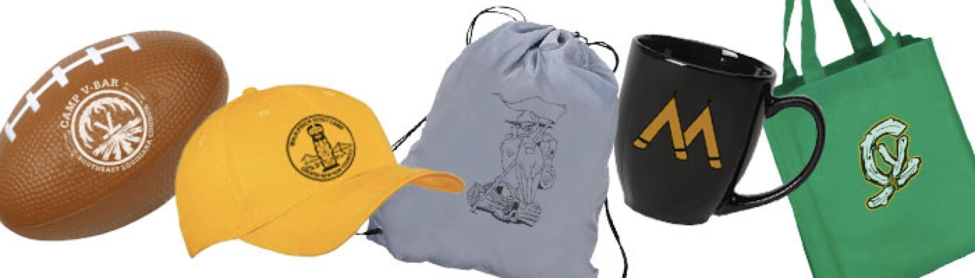boy scout summer camp promotional products