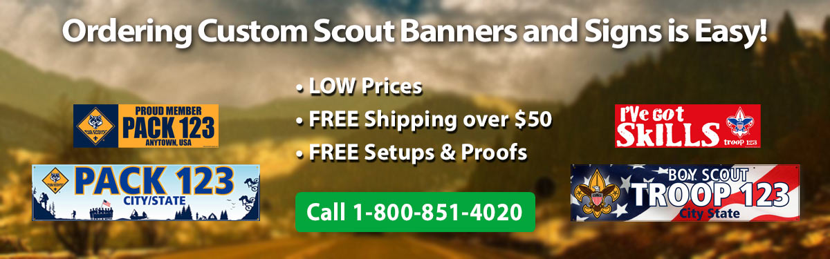 ClassB custom printed signs and banners