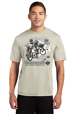 Wicking Performance Summit Bechtel Reserve T-shirt