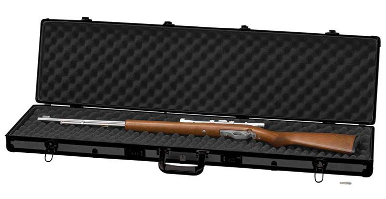 Aluminum Rifle Shotgun Case