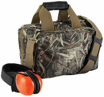 MAX-5 Camouflage Range Bag