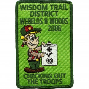 Check Out Embroidered Patch Design Idea