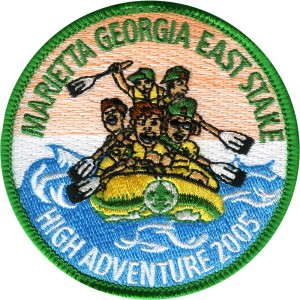 High Adventure Summit Bechtel Patch Example