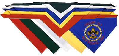 neckerchief colors