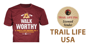 trail life custom gear
