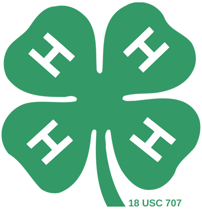 4-H logo authorized vendor