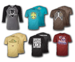 Boy scout graphic tees