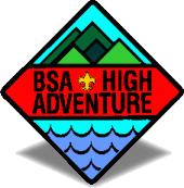 BSA high adventure logo