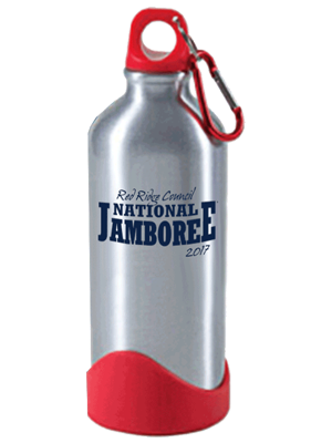 Custom jamboree aluminum  water bottles from classB