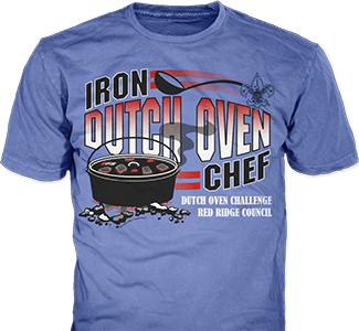 dutch oven t-shirt design idea SP5443
