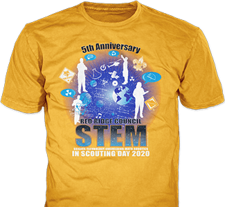 Stem event t-shirt design idea SP6028