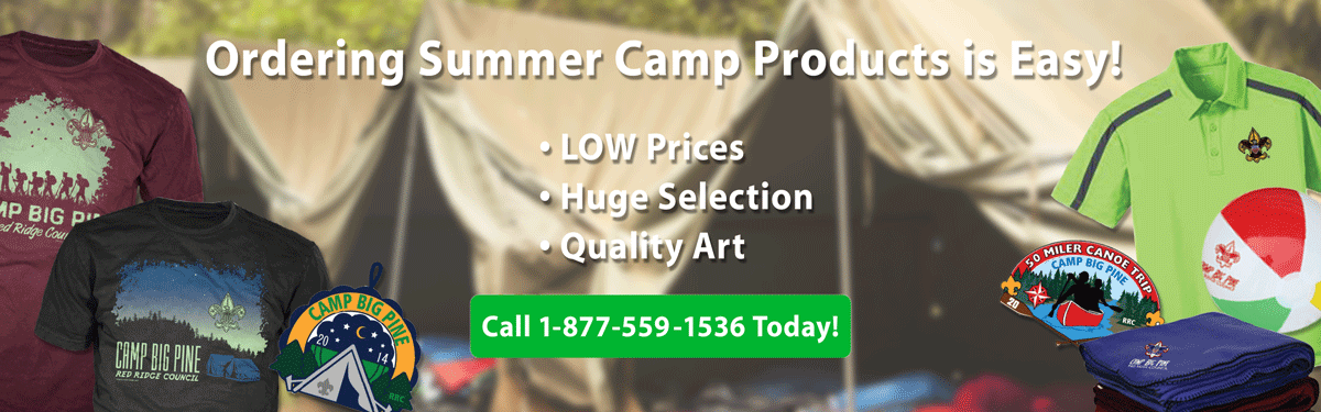 Summer Camp products header