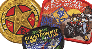 cub scout patches for council event examples
