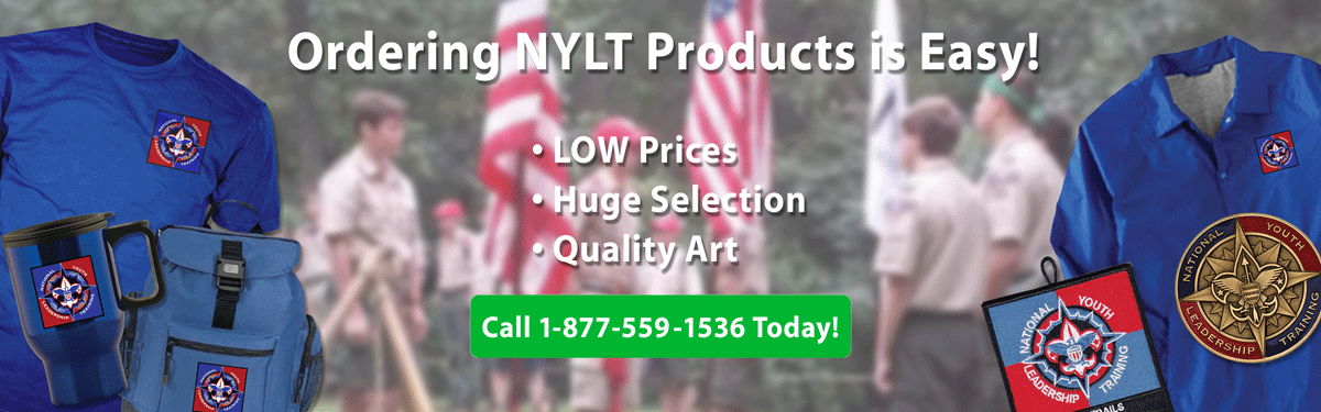 NYLT Course products header
