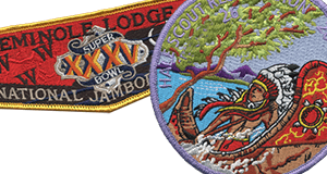 order of the arrow patch examples