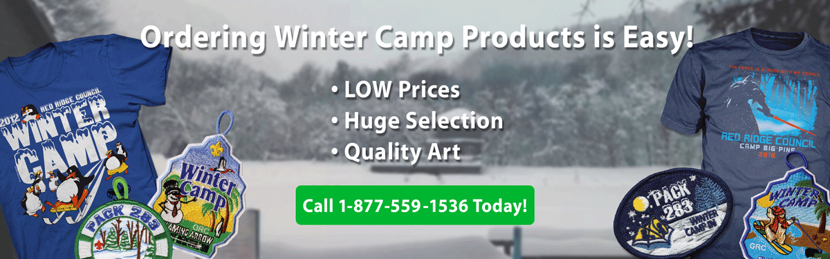Winter Camp products header