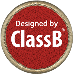 designed by ClassB patch