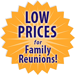 Low prices for family reunion custom t-shirts medallion