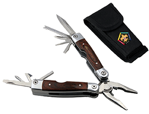 wood badge tools and knives