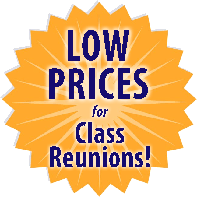 low prices for Class Reunion t-shirts medallion