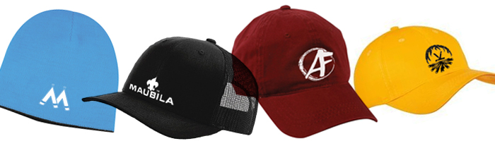 custom caps for your camp