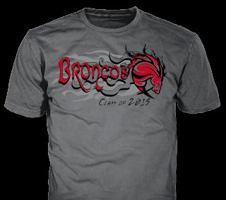 Class Of 2019 T-shirt design idea SP2911 on Tweed t-shirts