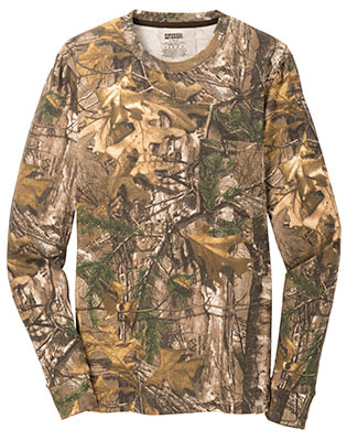 Long Sleeve Explorer Camo Shirt RealTreeXtra