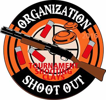 Organization Shootout Sporting Clays Patch 6046