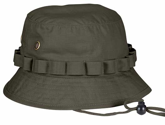 Ripstop Boonie Cap Olive Green