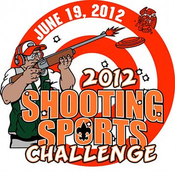 Shooting Sports Challenge Target Patch 4189