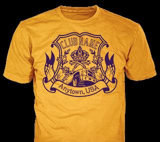 Car Club T-Shirt Design Ideas from ClassB