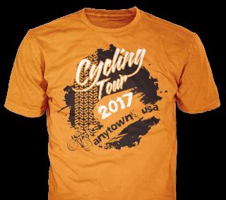 Extreme Sports Team custom t-shirt design