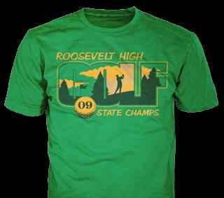 Golf Team T Shirt Design Ideas From Classb