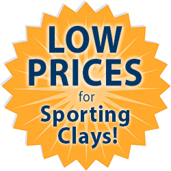 Sporting Clays Low Prices Burst