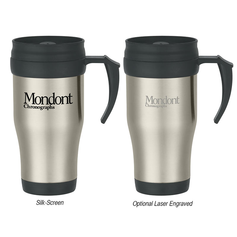 16oz Stainless Steel Travel Mug B89HI5841 Group