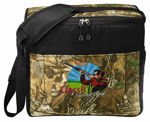 Camouflage Cube Cooler RealtreeXtra