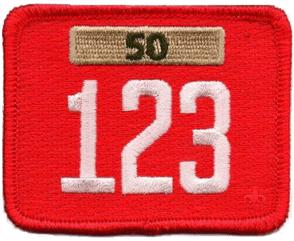 Cub Scout Pack Unit Numerals